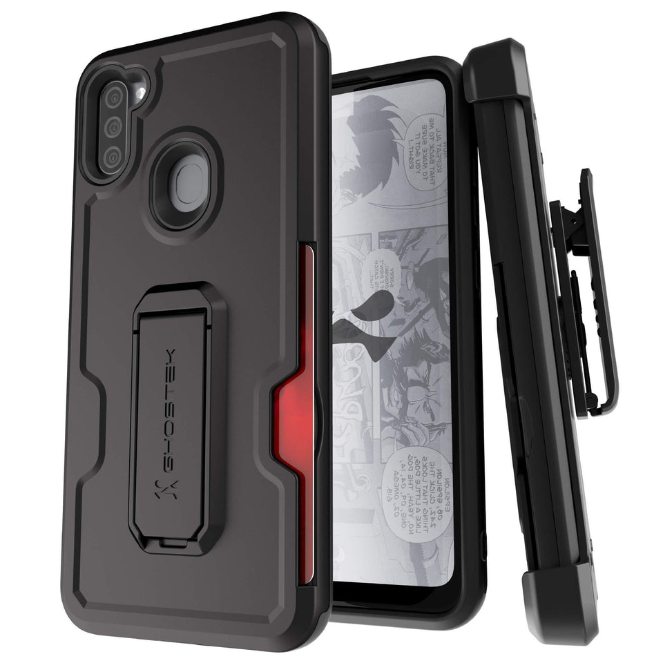 Galaxy A11 Belt Clip Case