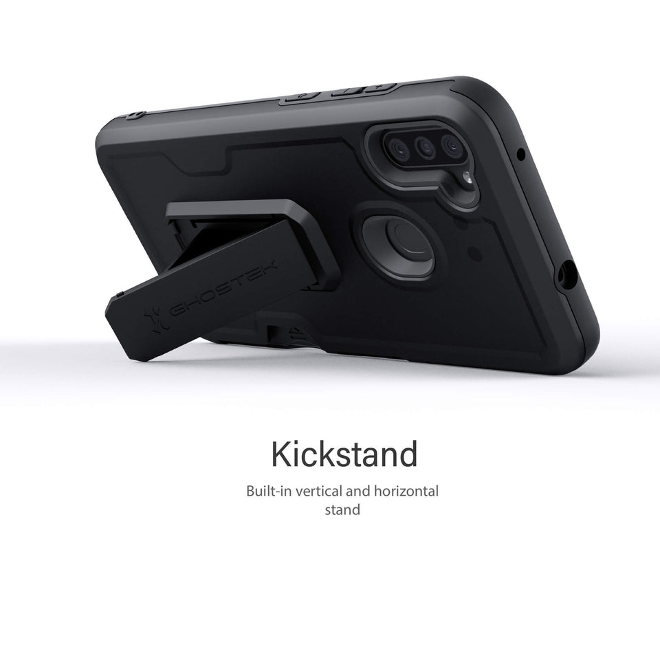 Galaxy A11 Kickstand Phone Case