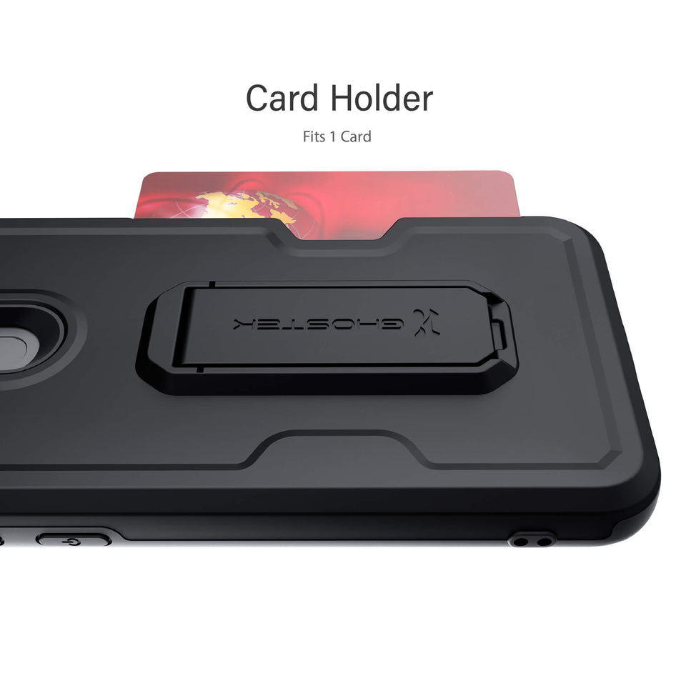 Galaxy A11 Card Holder Phone Case