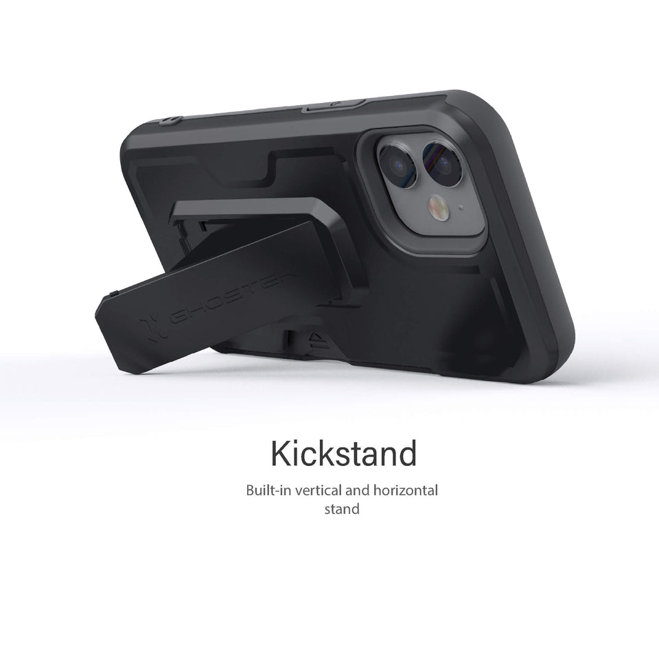 iPhone 12 Mini Kickstand Phone Case