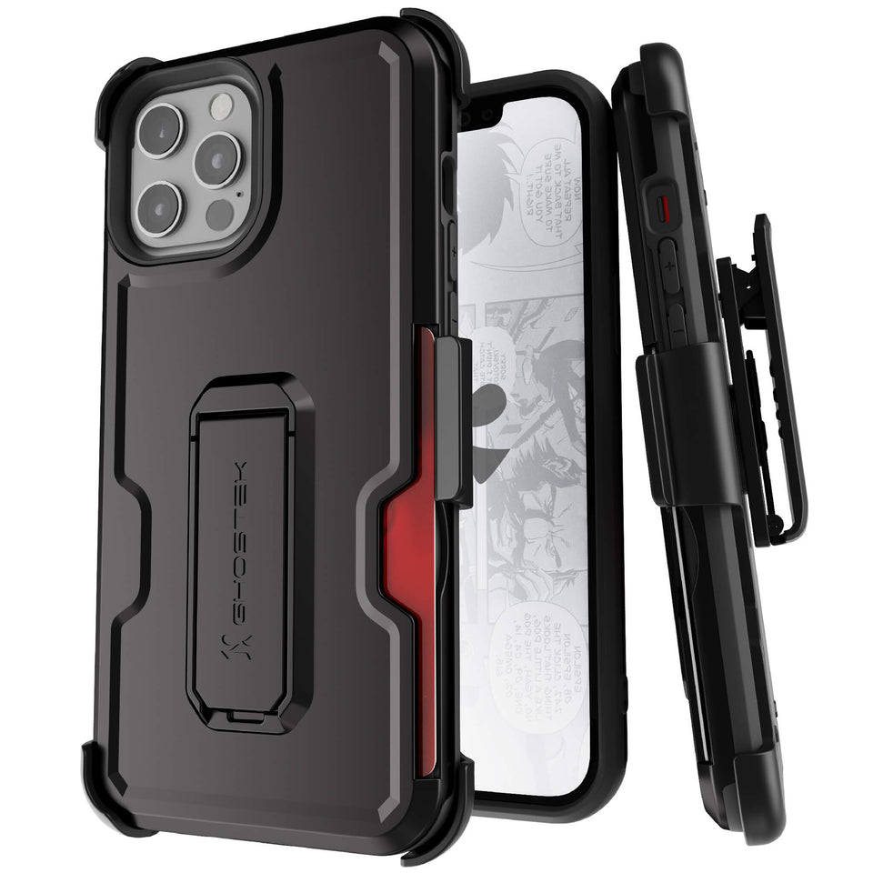 iPhone 12 Pro Max Belt Clips Holster Cases