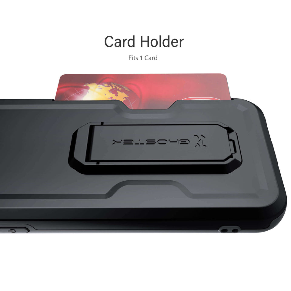 iPhone 7 Plus Card Holder Phone Case