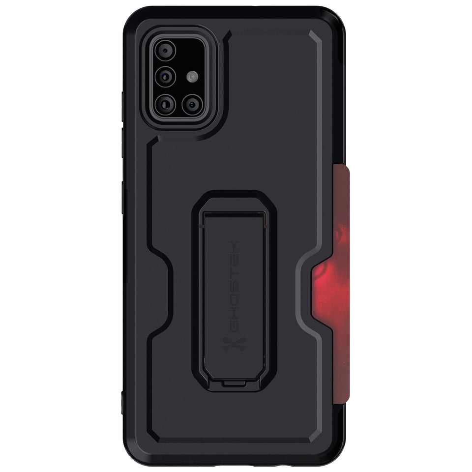 Galaxy A51 Black Phone Case