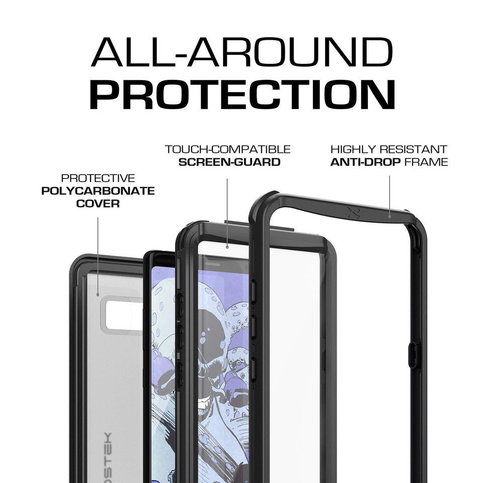 Galaxy Note 8 Protective Phone Case