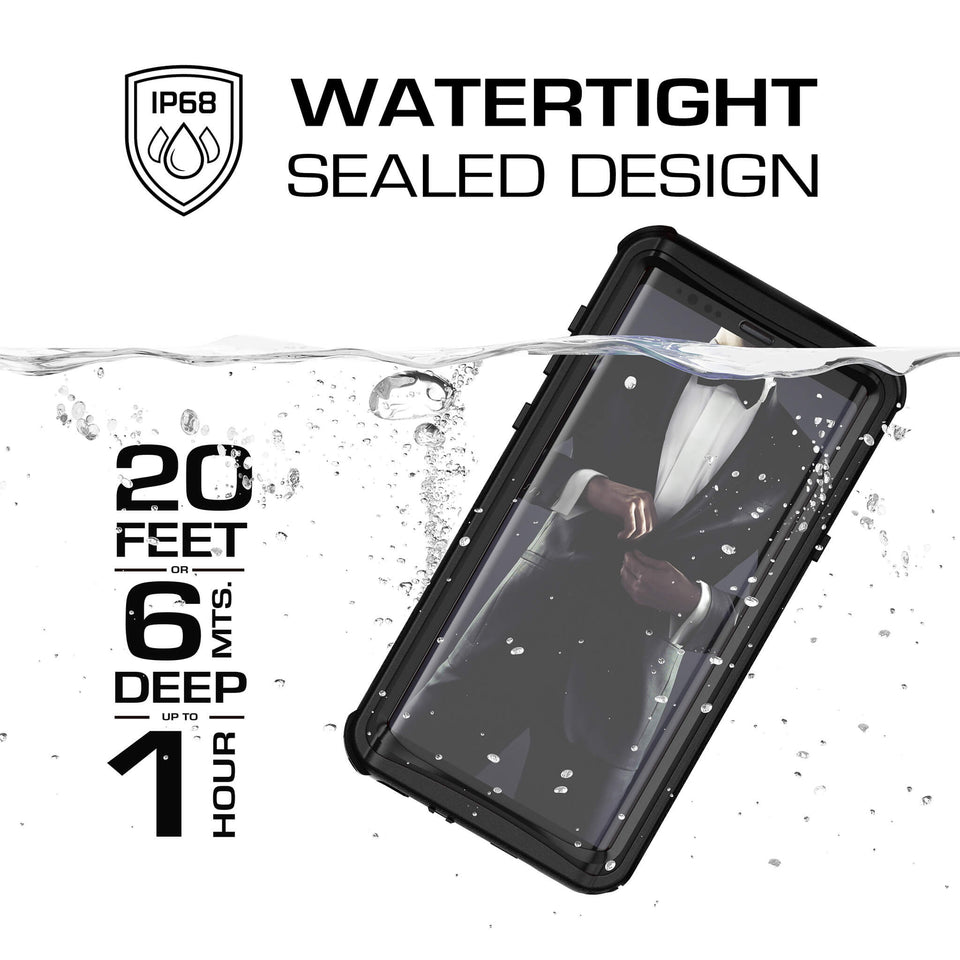 Galaxy Note 9 Waterproof Phone Case