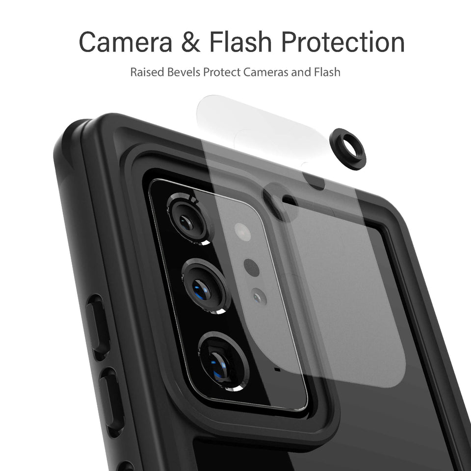 Galaxy Note 20 Ultra Waterproof Phone Case