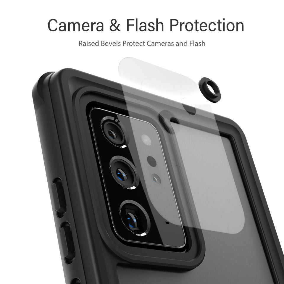 Note 20 Ultra Waterproof Phone Case