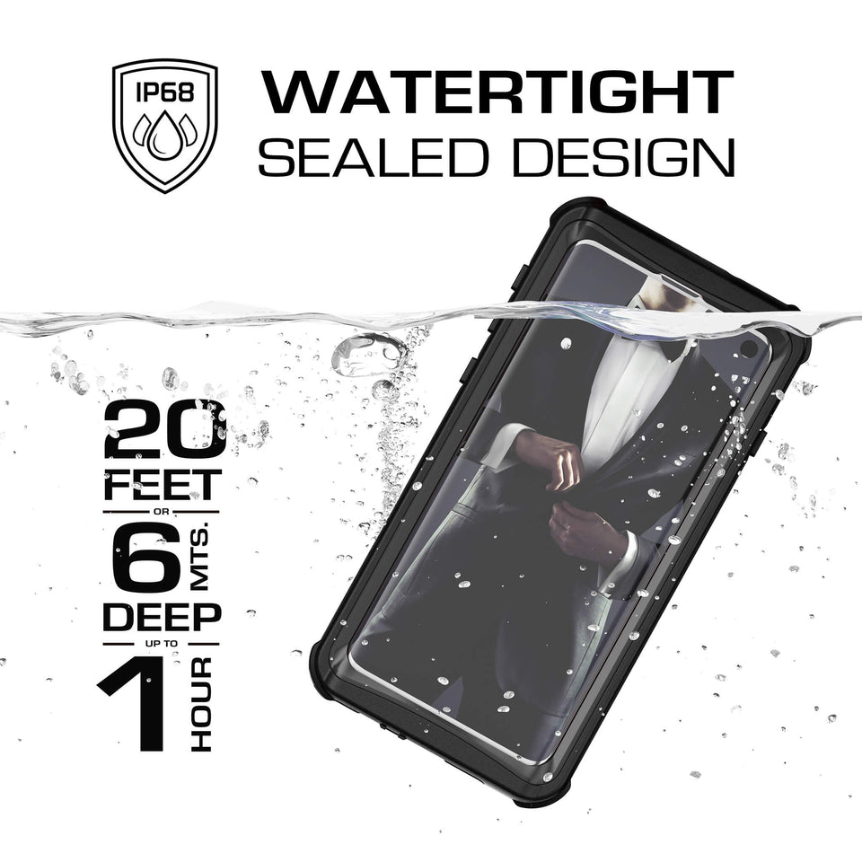 Galaxy S10 Plus Super Tough Phone Case