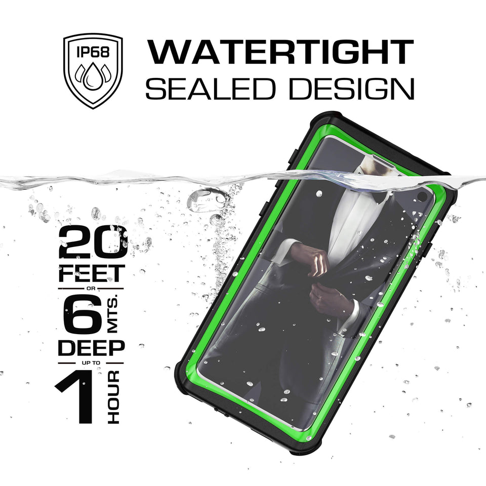 NAUTICAL WATERPROOF Cases for Galaxy S10 Lineup