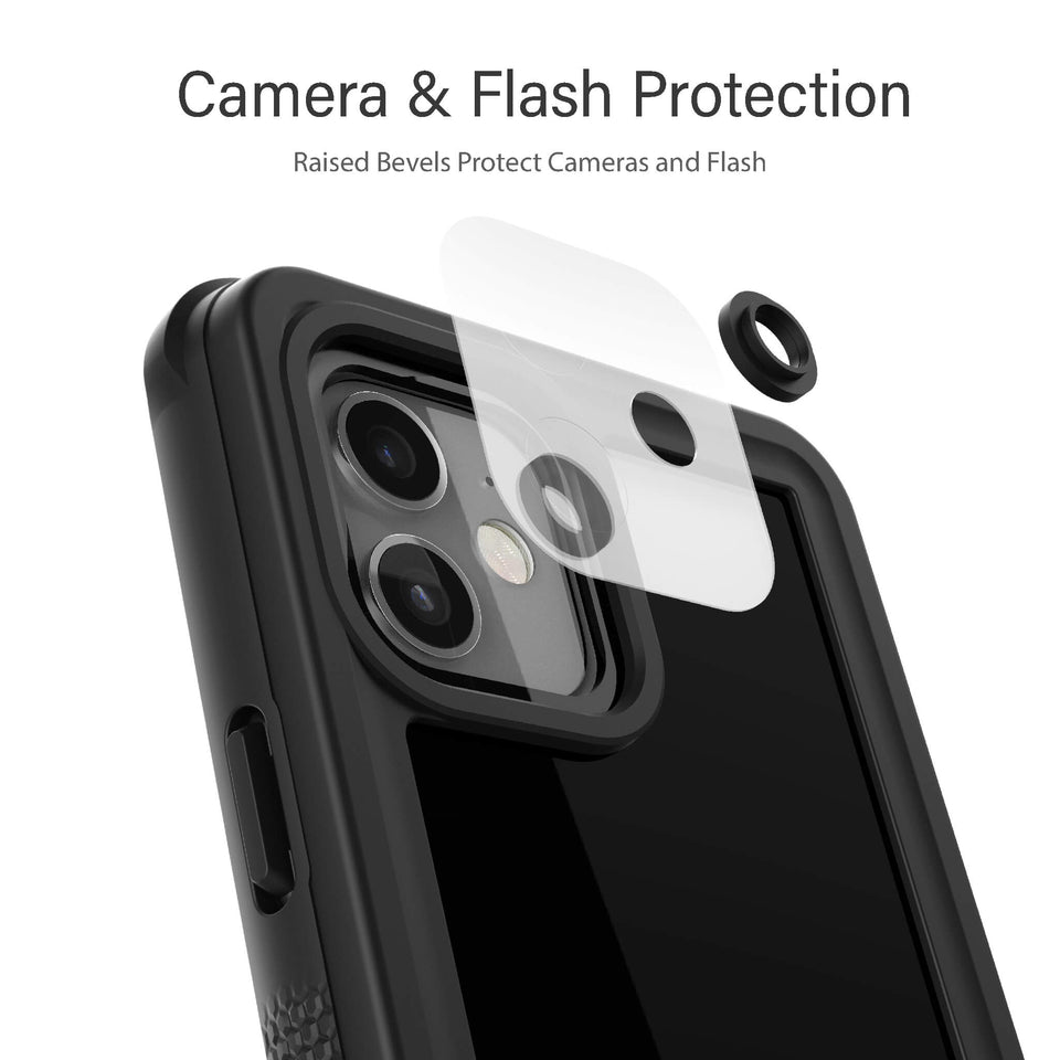 iPhone 12 mini Protective Waterproof Case