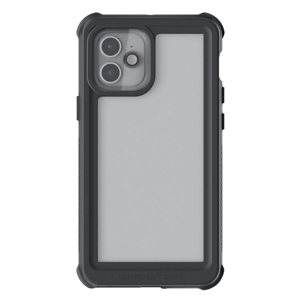 Clear Waterproof iPhone 12 mini Cases
