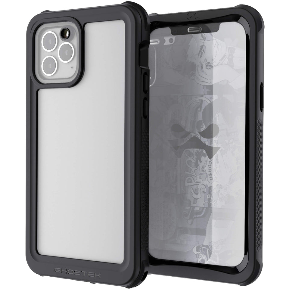 iPhone 12 Pro Clear Waterproof Phone Cases