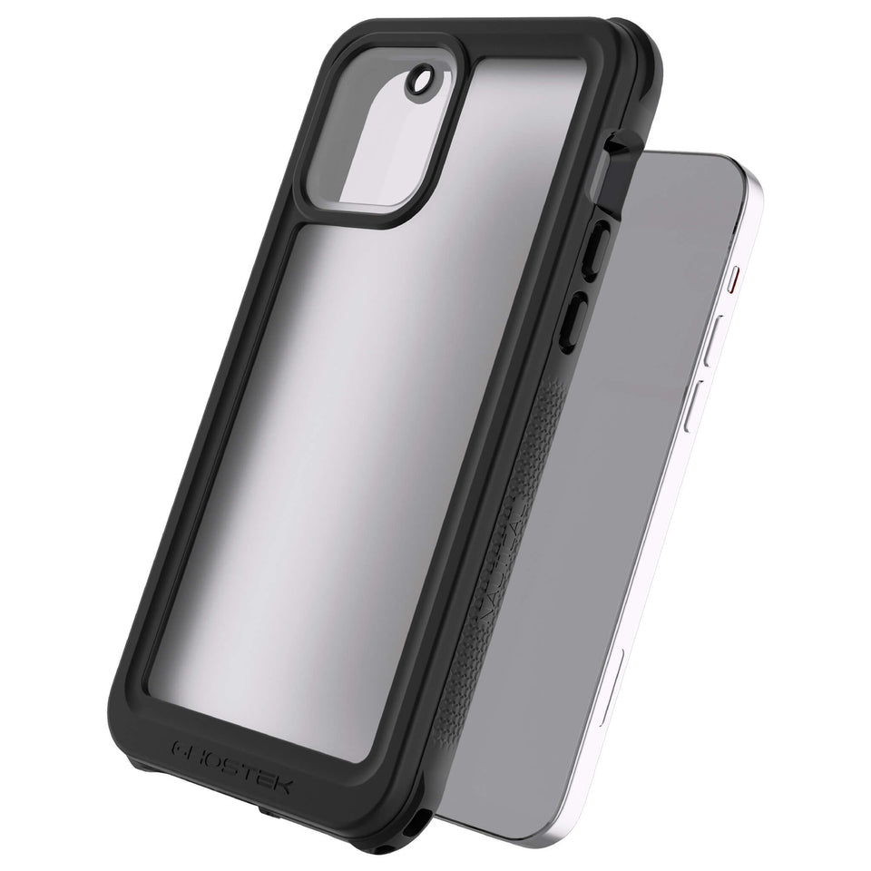 Clear iPhone 12 Pro Waterproof Case Covers
