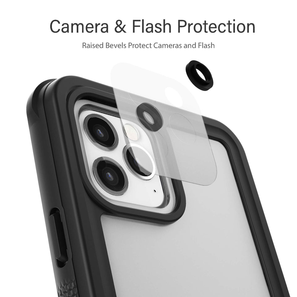 Cases iPhone 12 Pro Waterproof Swimming Underwater