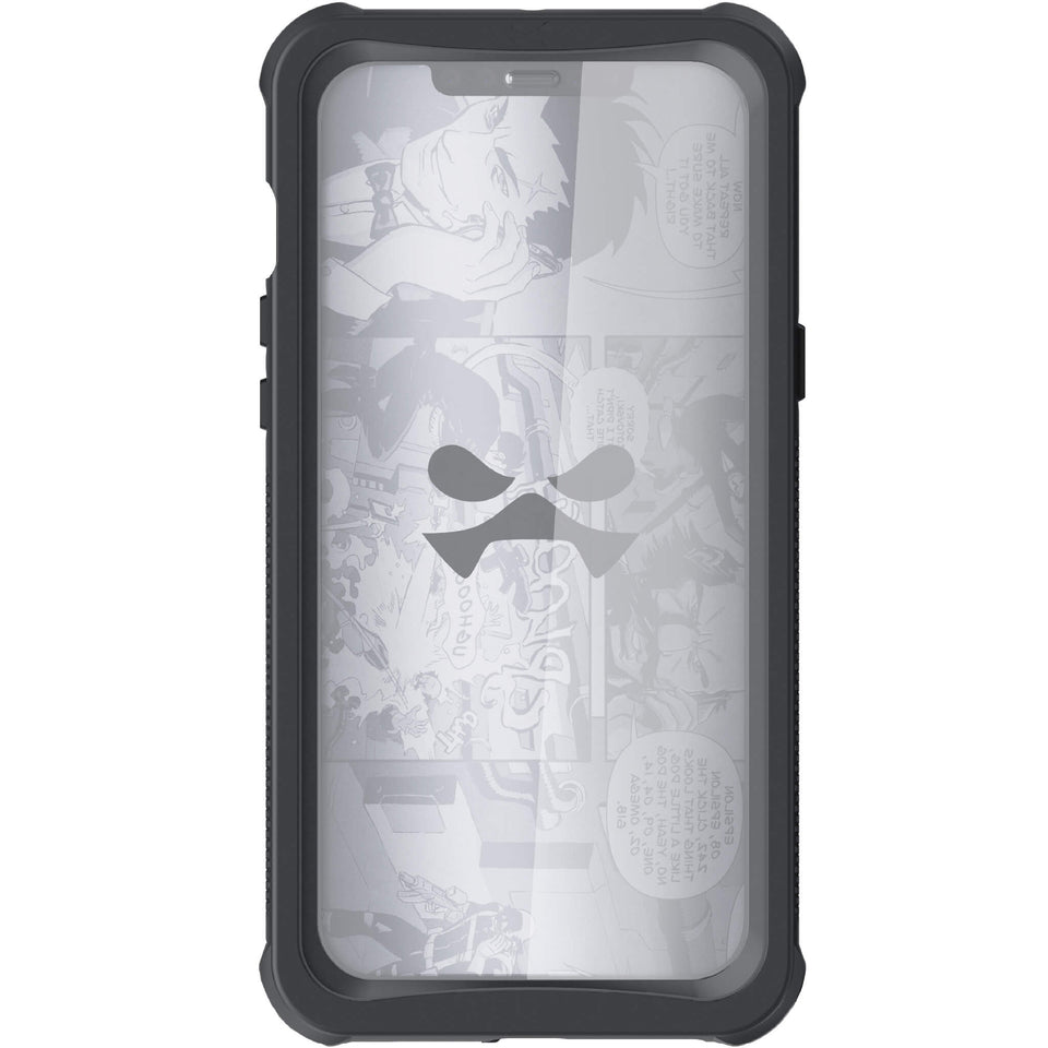 iPhone 12 Pro Max Waterproof Case with Screen Protector