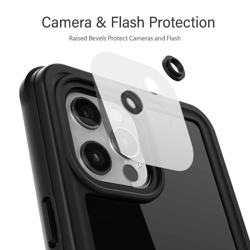 Waterproof  iPhone 12 Pro Max Phone Cases