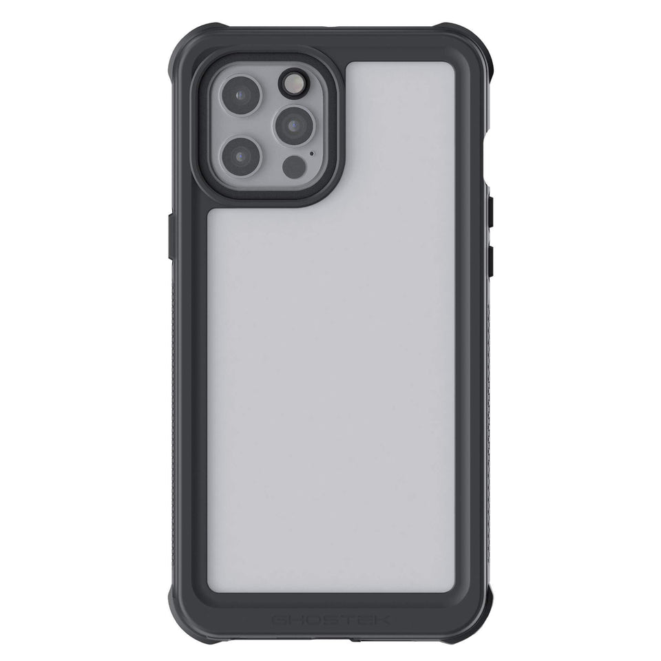 Clear iPhone 12 Pro Max Waterproof Cases