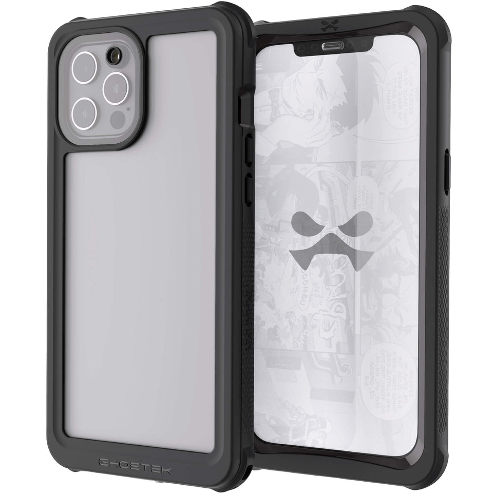 Clear iPhone 12 Pro Max Waterproof Case