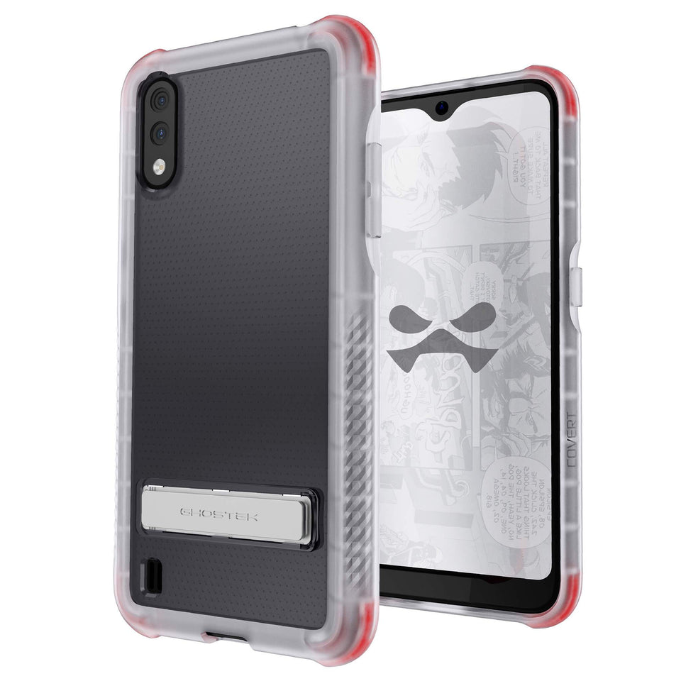 Galaxy A21 Clear Phone Case