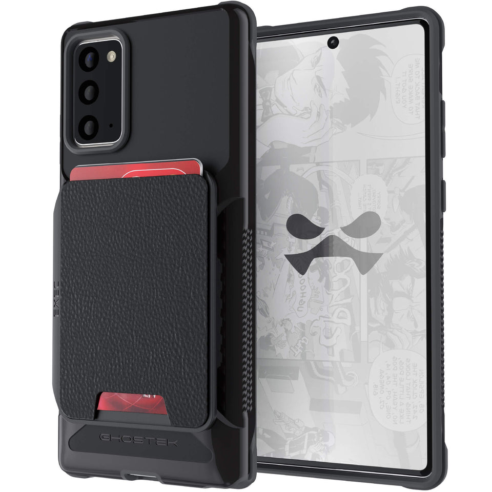 Galaxy Note 20 Magnetic Wallet Case