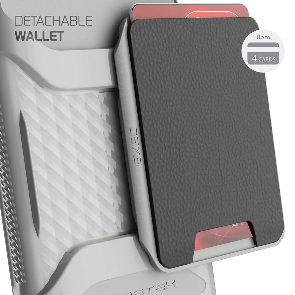 Note 20 Gray Wallet Case