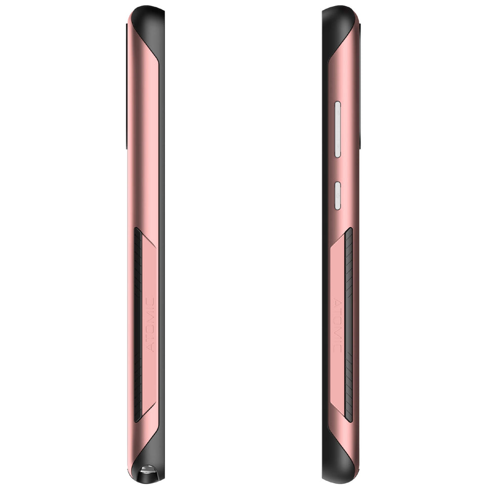 Galaxy Note 20 Pink Metal Phone case