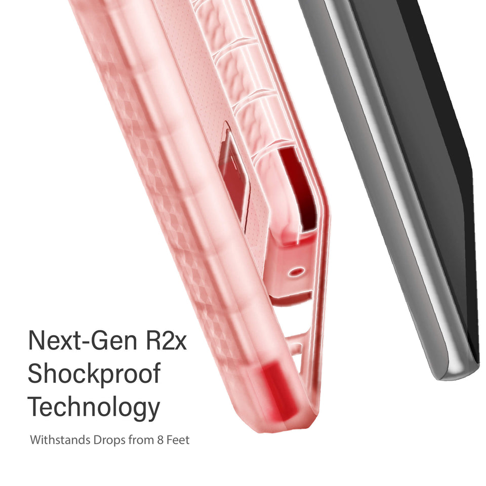 COVERT CLEAR Cases for Galaxy Note 20 Lineup