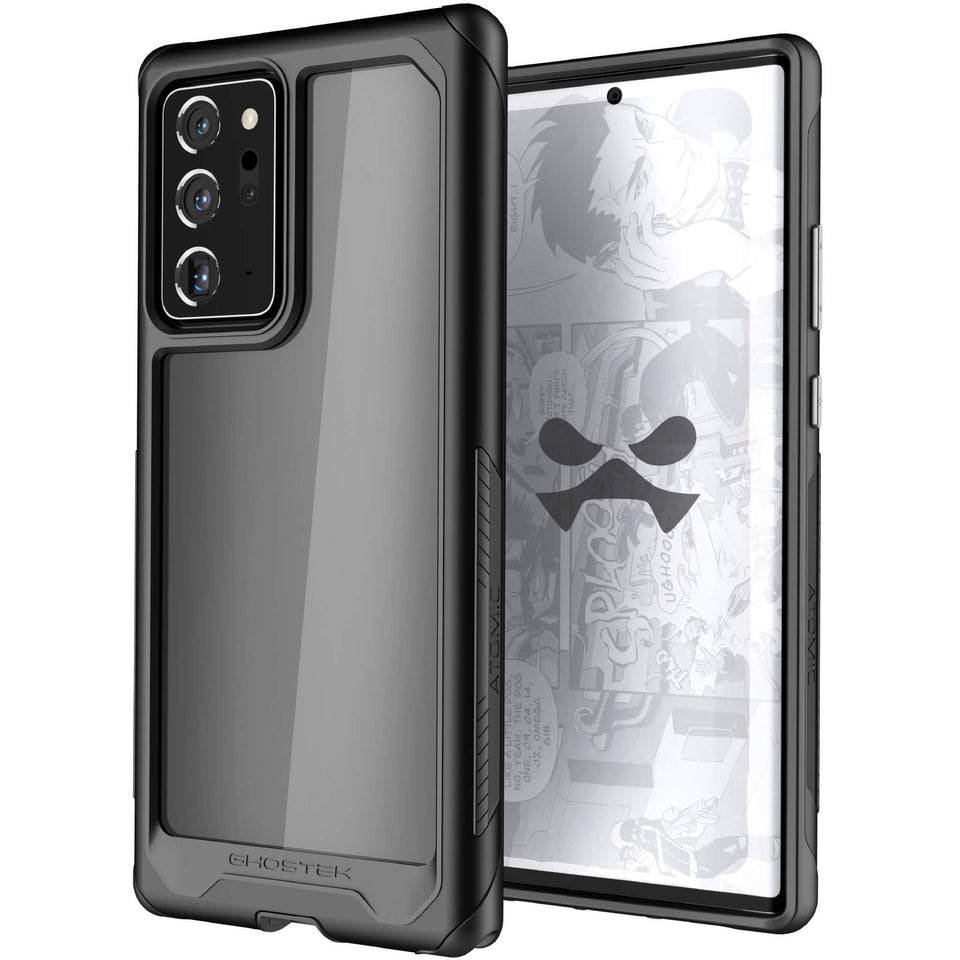 Galaxy Note 20 Ultra Black Metal Case