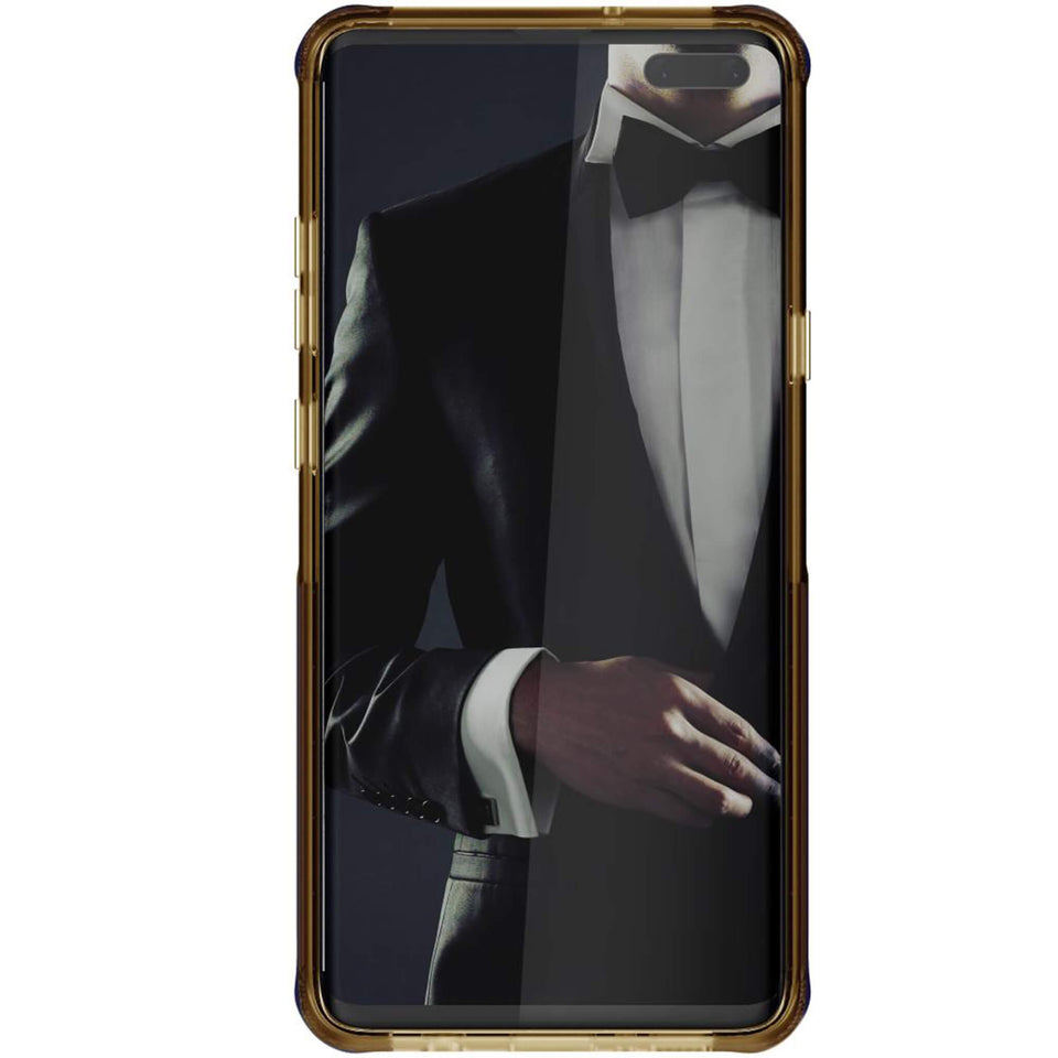 Galaxy S10 5G Blue Gold Case