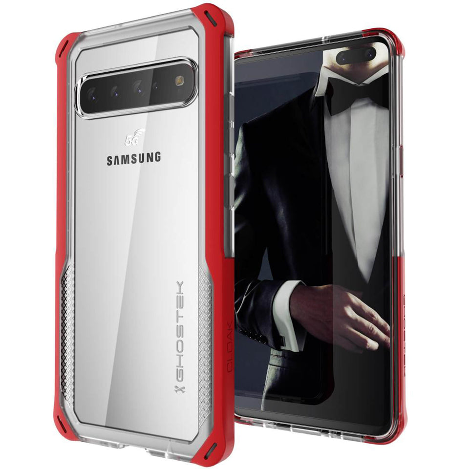 Galaxy S10 5G Red Case