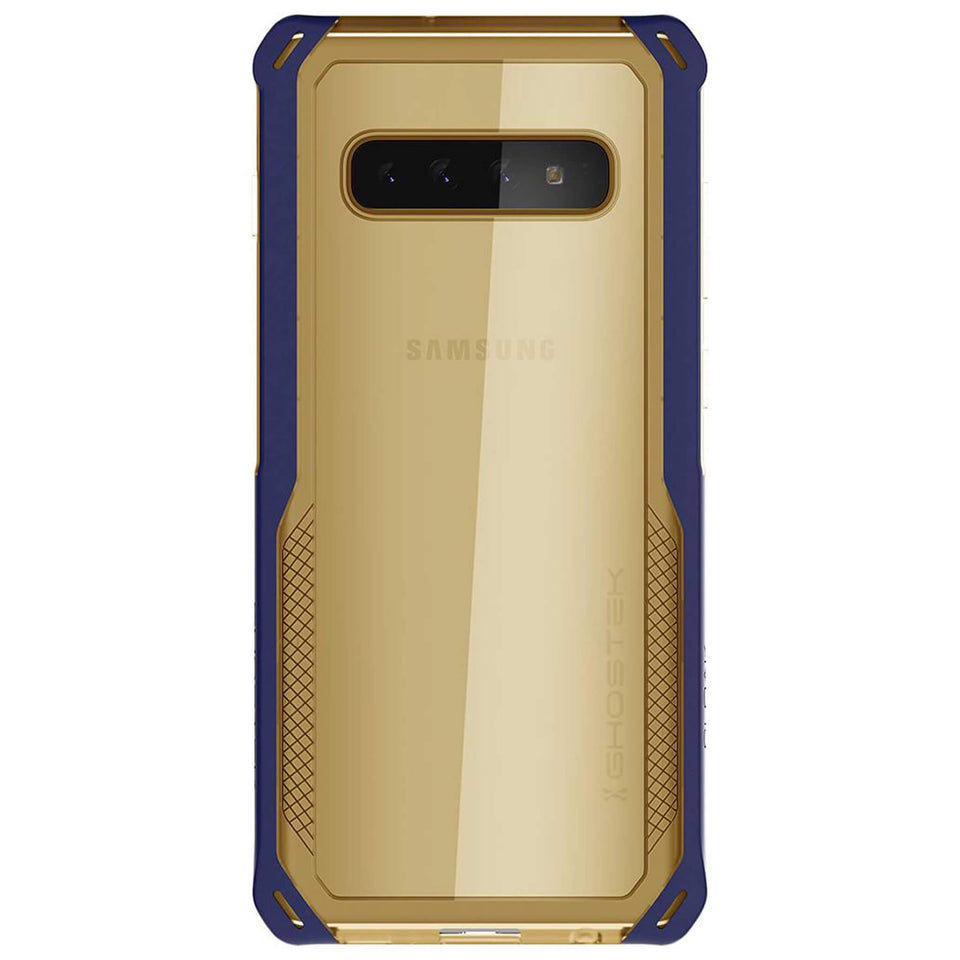 Galaxy S10 Plus Black Gold Case