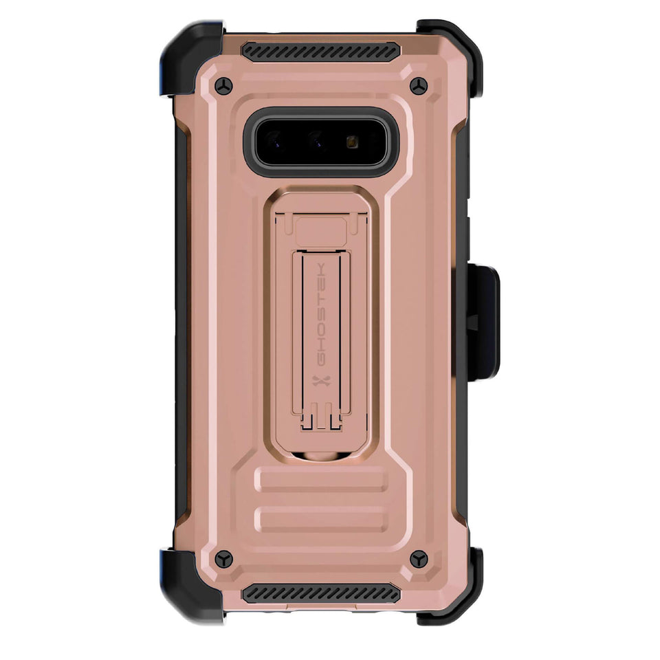 Galaxy S10e Pink Belt Clip Case