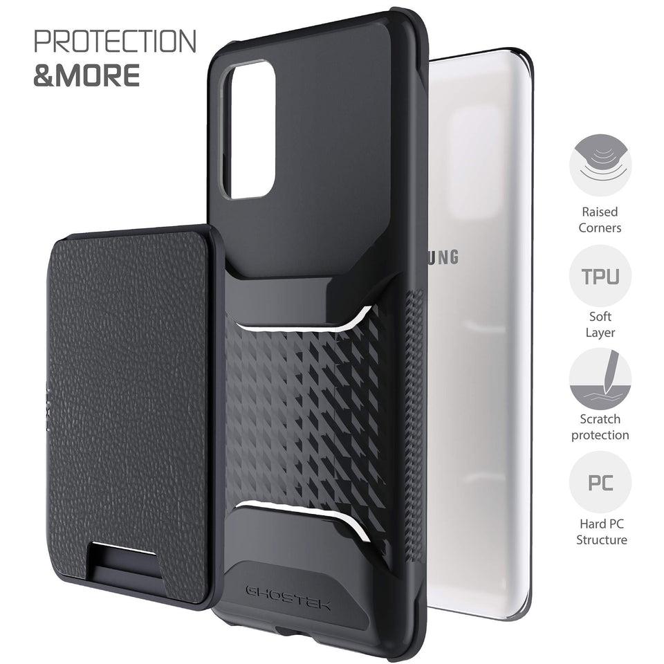EXEC WALLET Cases for Galaxy S20 Lineup
