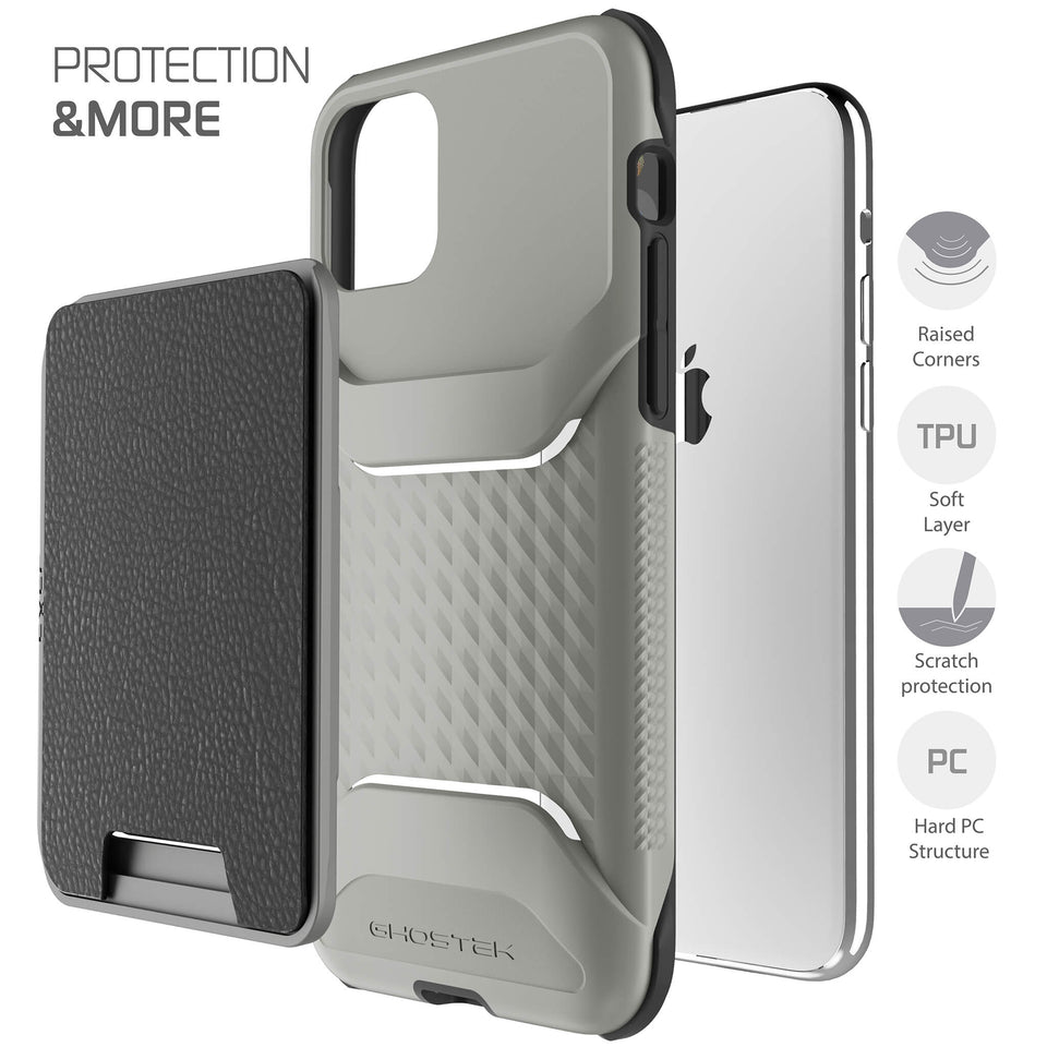 iPhone 11 Pro Max Magnetic Wallet