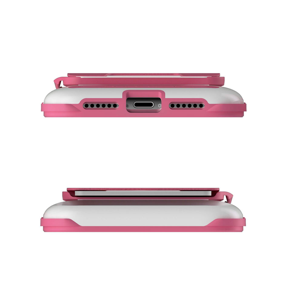 iPhone 11 Pink Wallet Case
