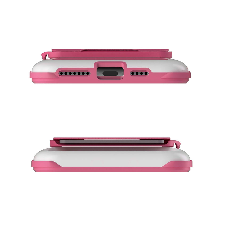 iPhone 11 Pro Max Pink Wallet Case