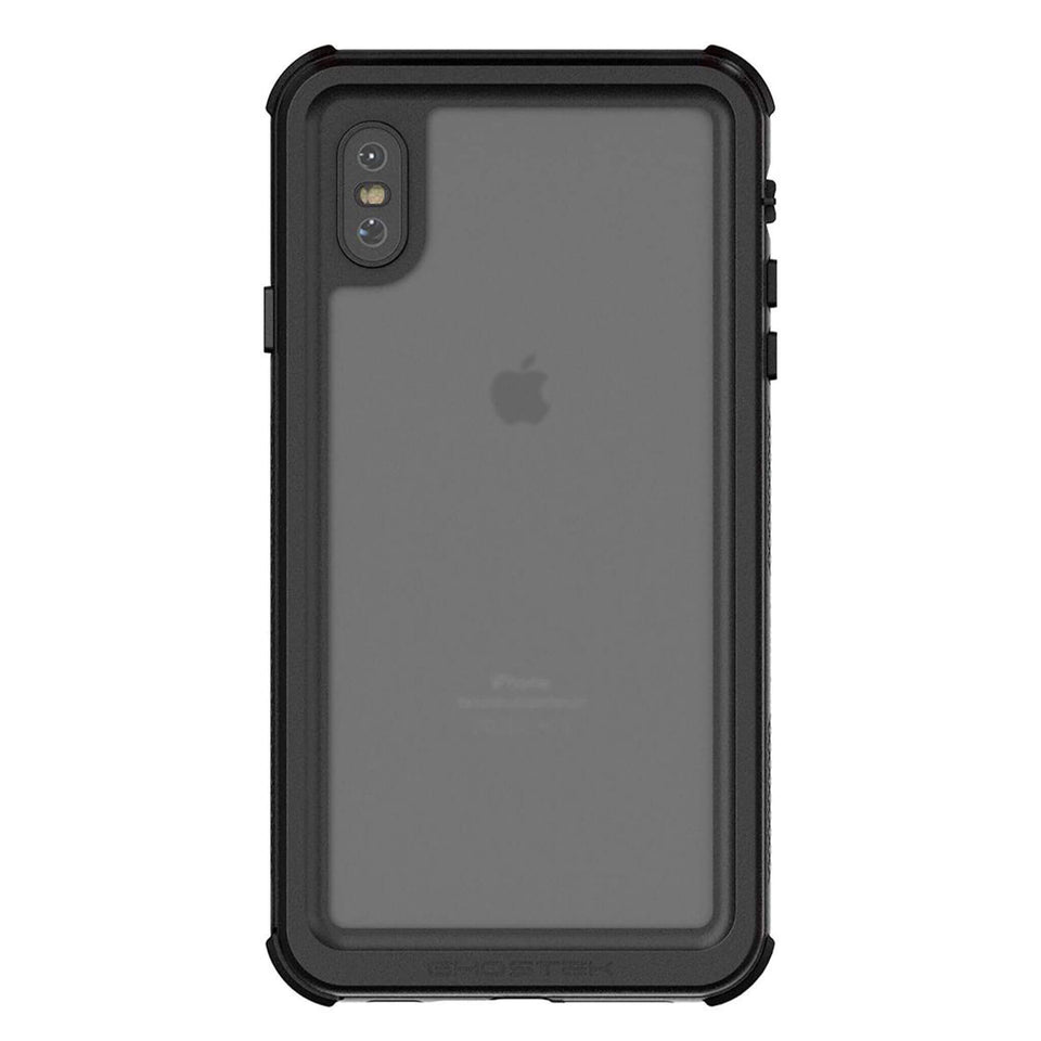 iPhone XS Max Black Waterproof Case