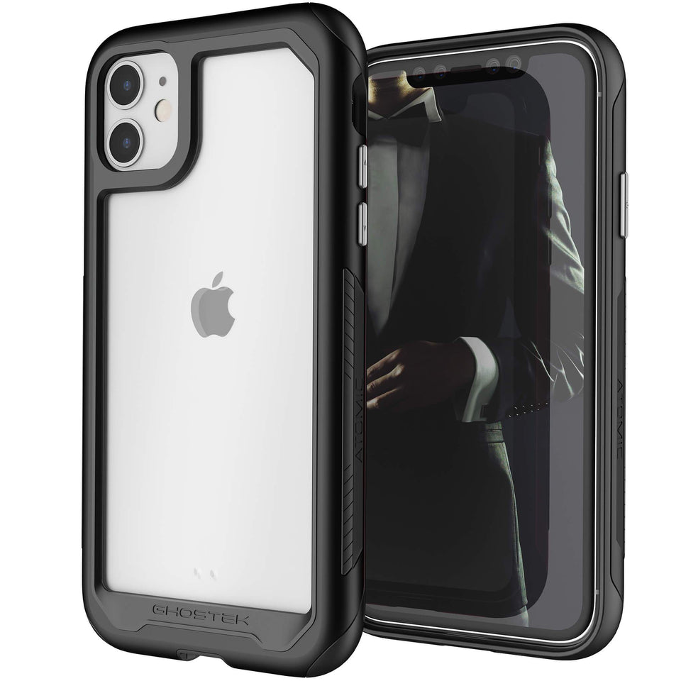 iPhone 11 Black Metal Case