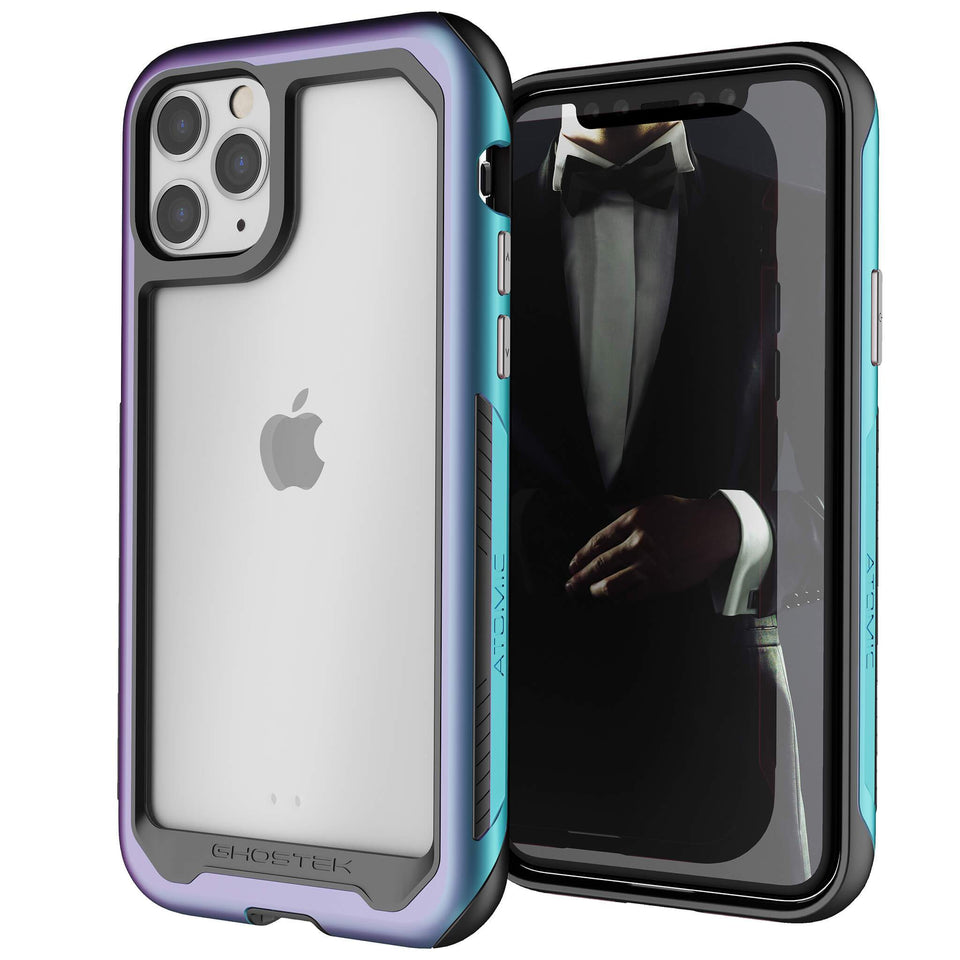 iPhone 11 Pro Max Prismatic Metal Case