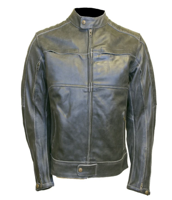 Vintage Leather Jacket Motorcycle