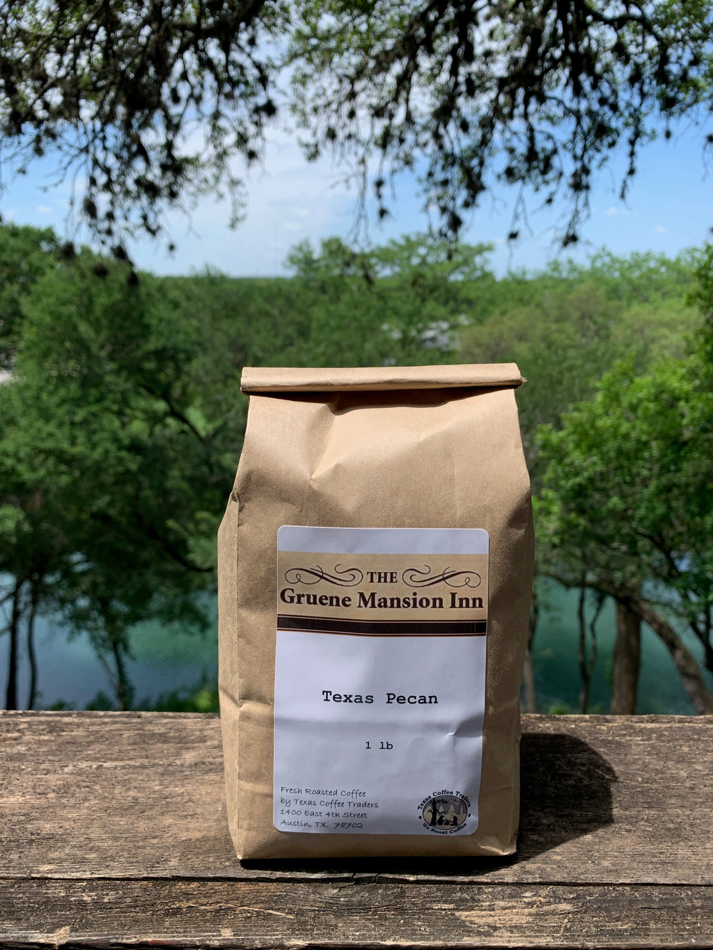 Texas Pecan Coffee 1lb Bag