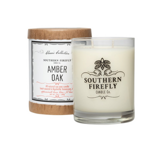Southern Firefly 12oz Glass Candle