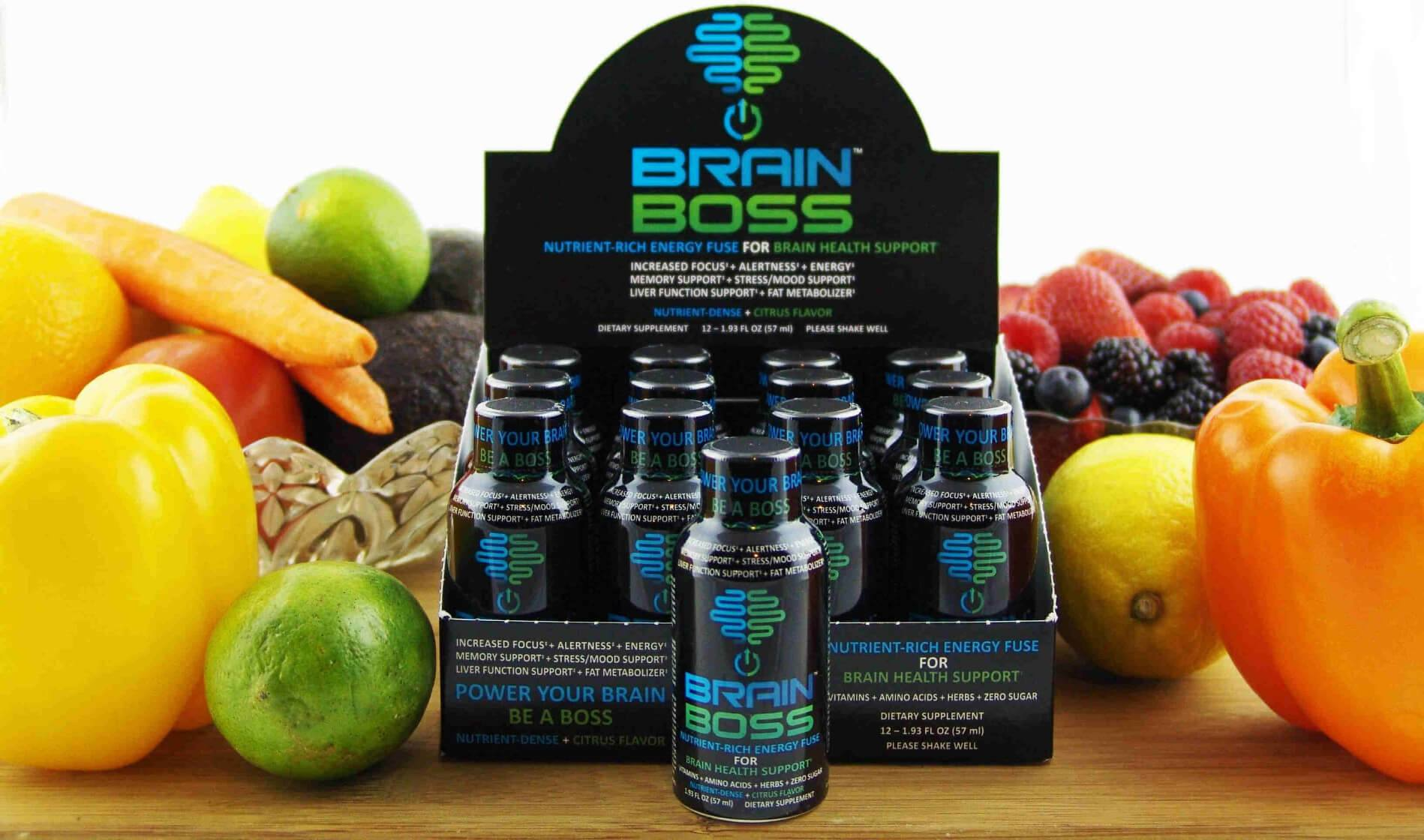 Power Your Workouts With Brain Boss!