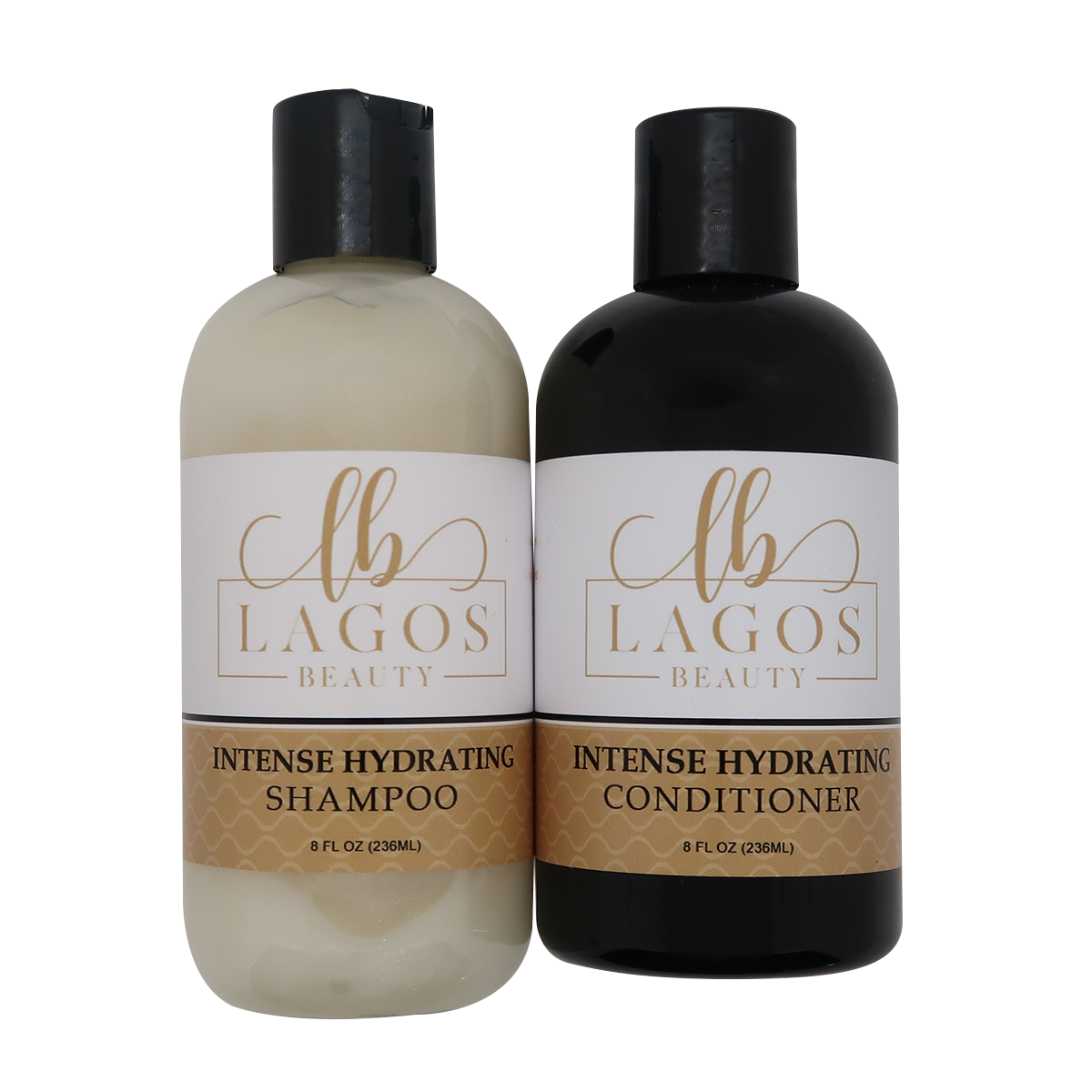 Intense Hydrating Shampoo & Conditioner
