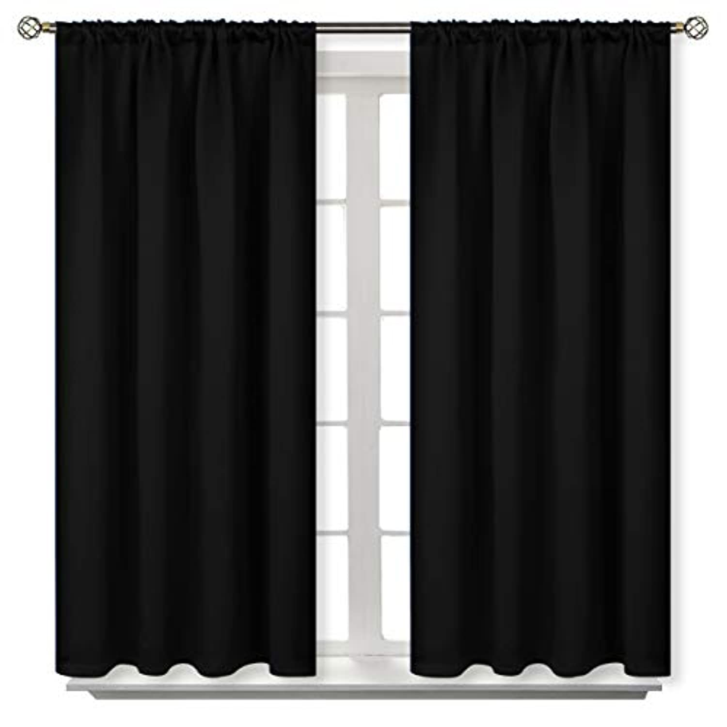 Blackout Curtains for Bedroom - Thermal Insulated Room