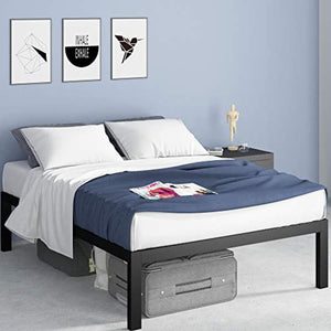 18 Inch Platform Bed Frame / Mattress Foundation