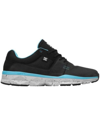 DC Shoes Player 320176 Black / Splatter / Blue BS5 Shoes Sneakers 11 10.5