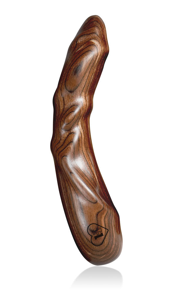LustHoiz Model One Mr. Brown - G-Punkt Holzdildo