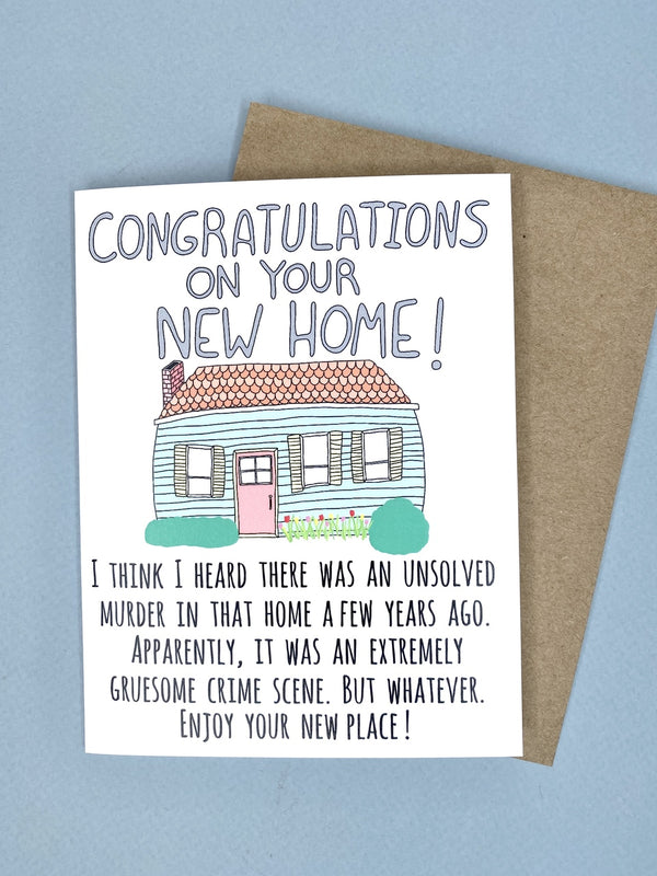 Housewarming Cards