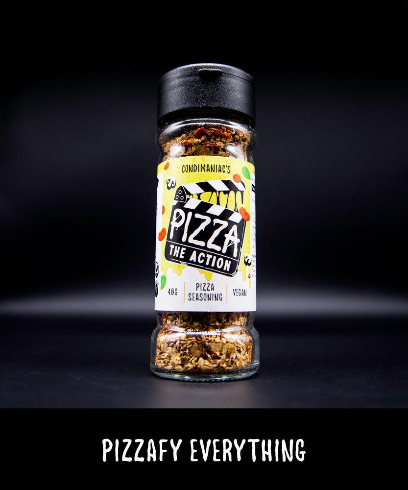 Condimaniac's Pizza The Action - Pizza Seasoning (40g)